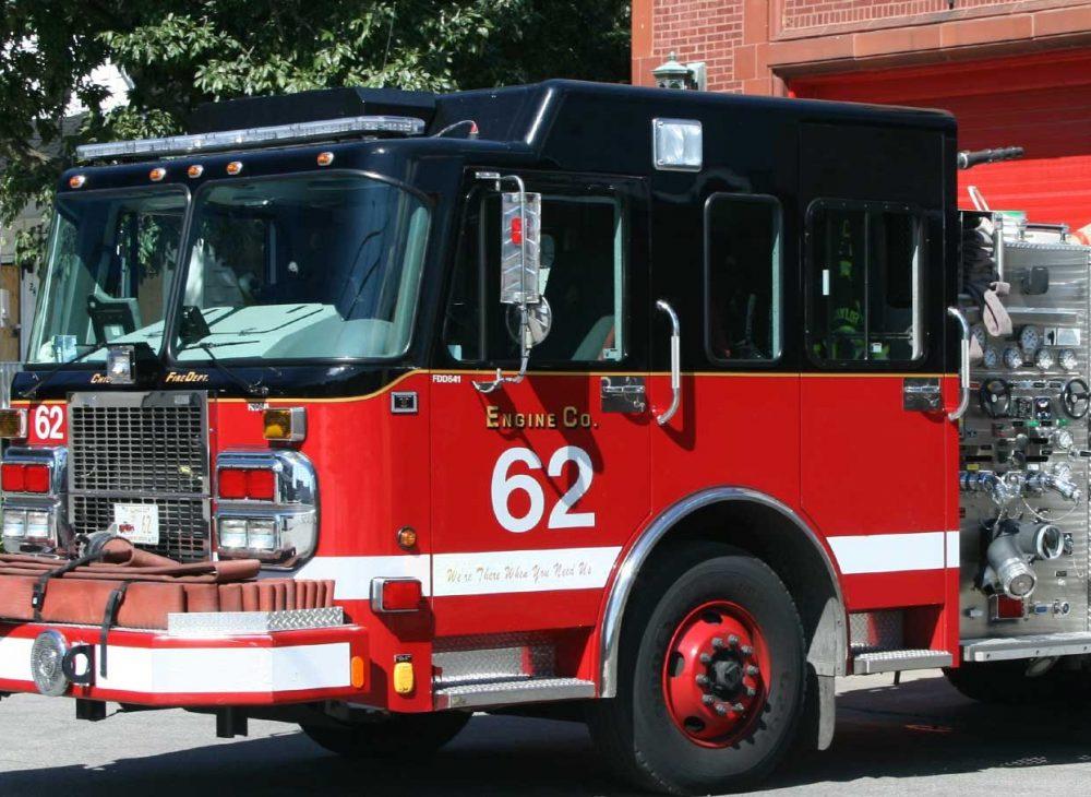 Firefighter Engine
