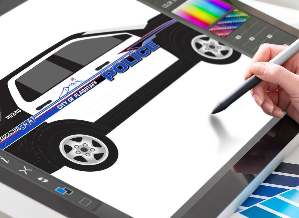 Vehicle Graphics Applications